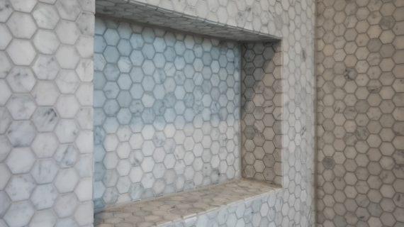 Marmox shower niche NZ