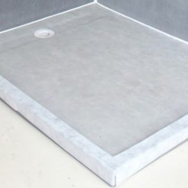 Shower Bases For Tiling   Shower Base Systems   Marmox New