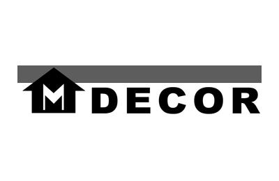 m decor logo - Marmox retailer | Marmox NZ